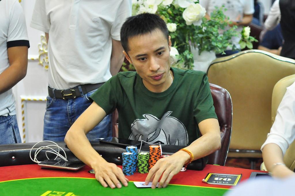 Nguyen leads APT Vietnam ME 1B; 4 Indians progress