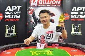 Nguyen leads APT Vietnam ME 1B; 4 Indians progress_3