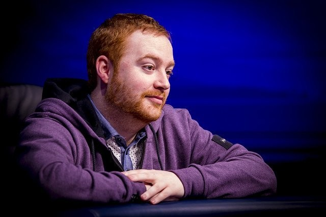 Niall Farrell joins 888Poker's 8-Team Promo