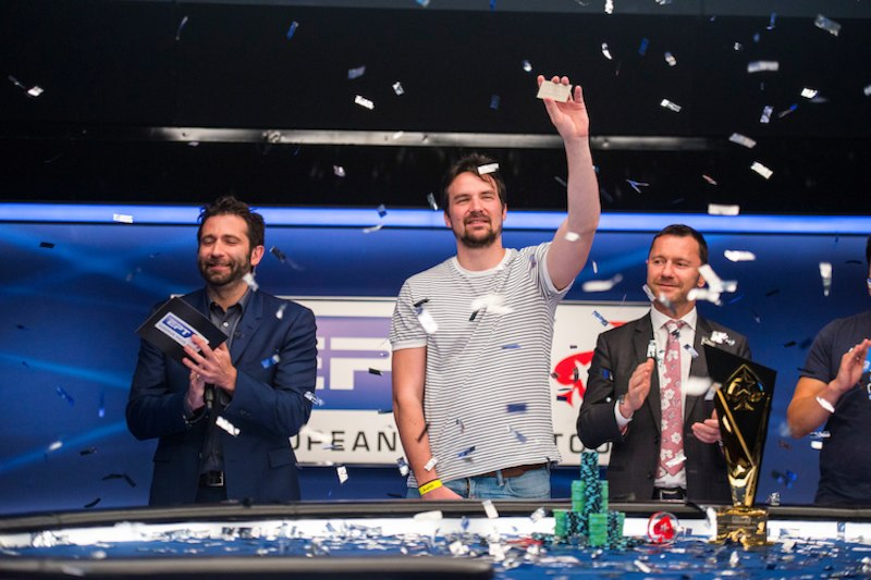 Nicolas Dumont Wins EPT Monte Carlo Main Event