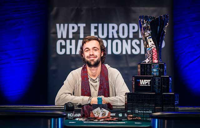 Ole Schemion WPT Winner