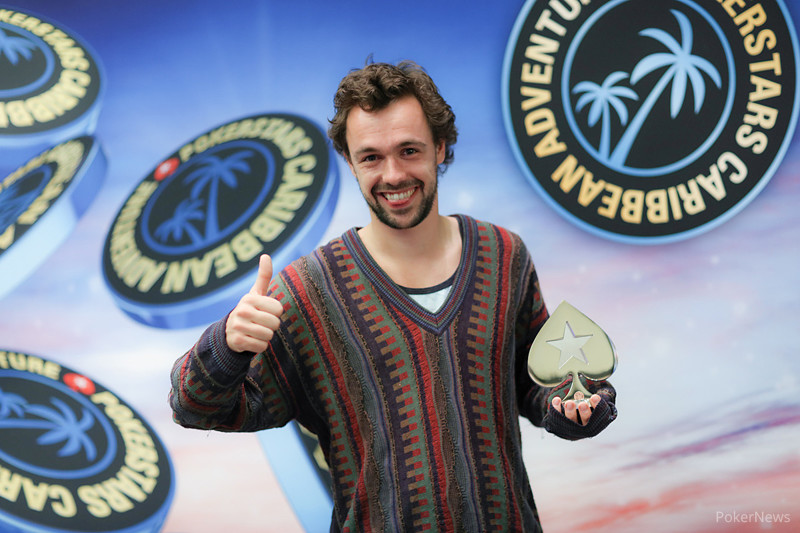 Ole Schemion wins PCA National; Raman Gujral cashes