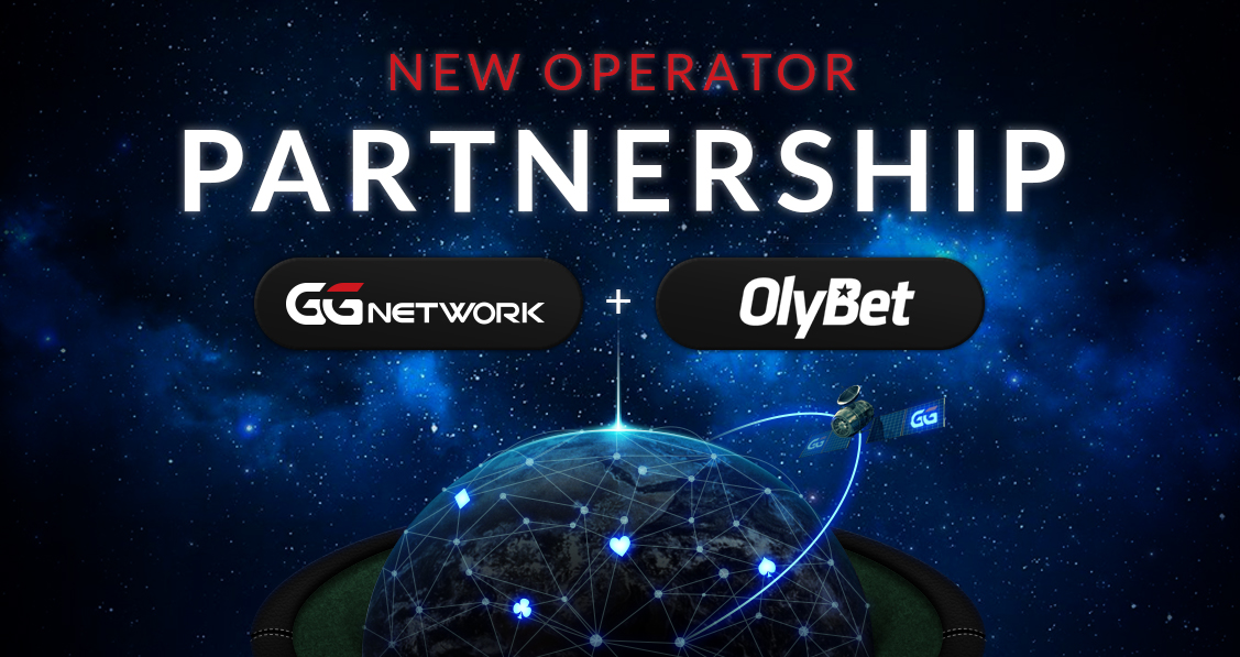 OlyBet signs a strategic partnership with GGPoker Network