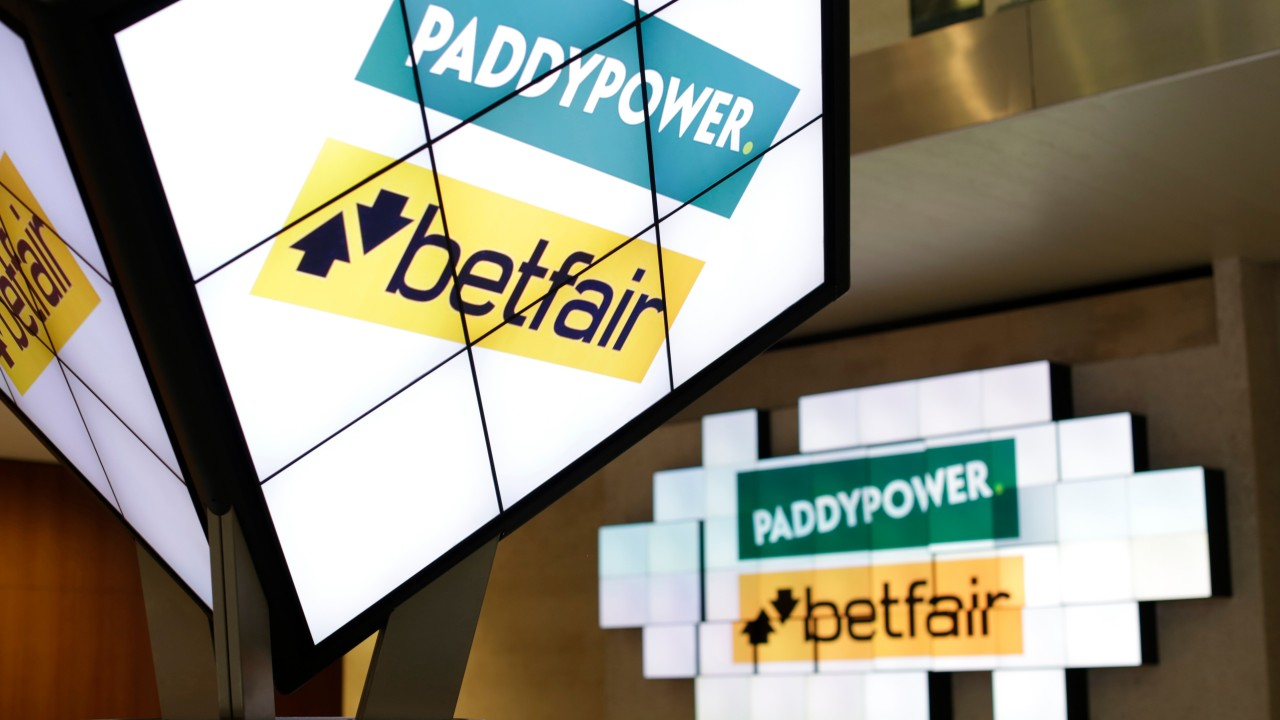 Paddy Power Betfair to possibly change its name