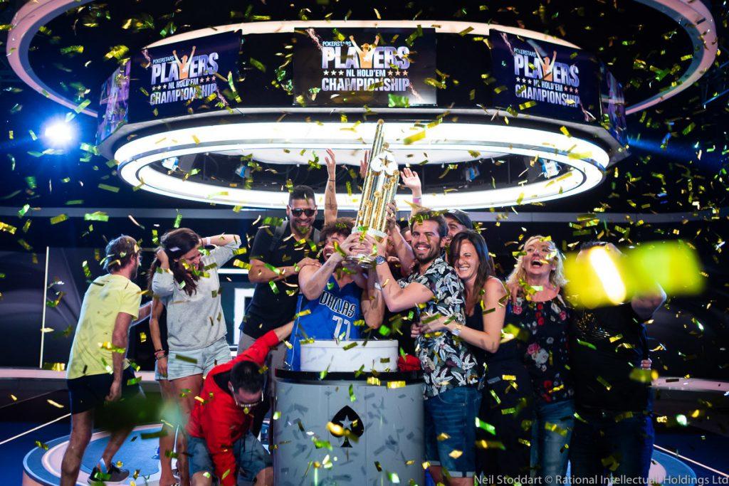 Platinum Pass holder Ramon Colillas wins PSPC Bahamas