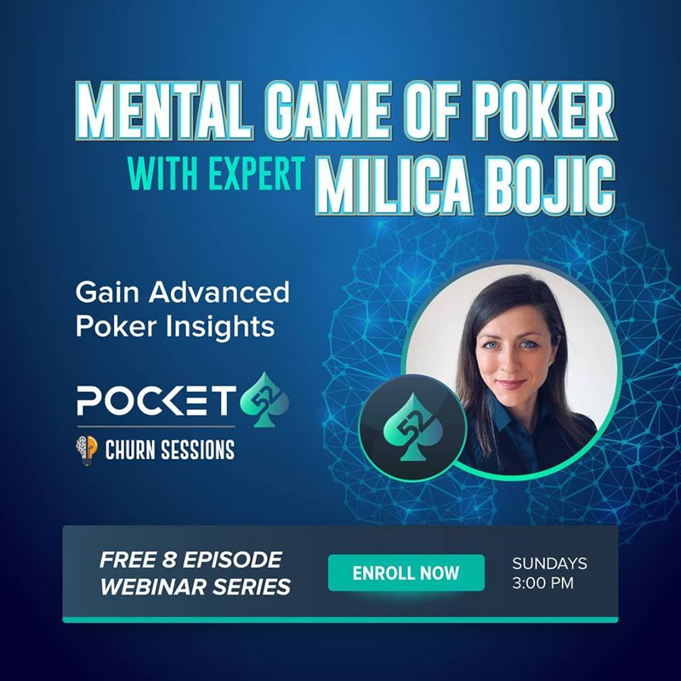 Pocket52 offers free high-end webinar series to its users