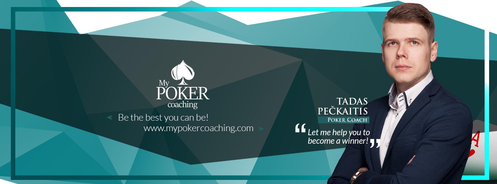 MyPokerCoaching - Poker coaching websites