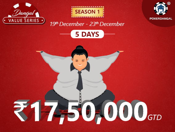 PokerDangal launches Dangal Value Series