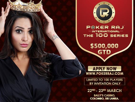 PokerRaj International announces $500k series in Colombo