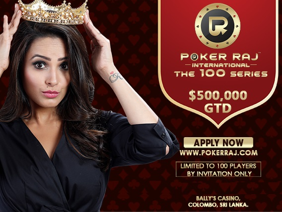 PokerRaj inaugural live series dates deferred
