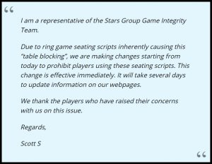 PokerStars imposes complete ban on automated seating scripts_2