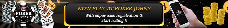 Pokerjohnny slim banner