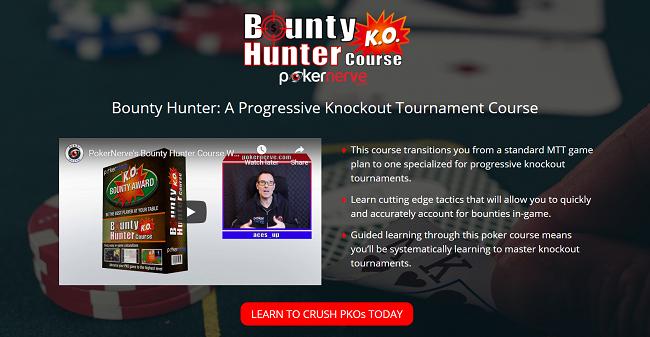 Pokernerve - Poker coaching websites