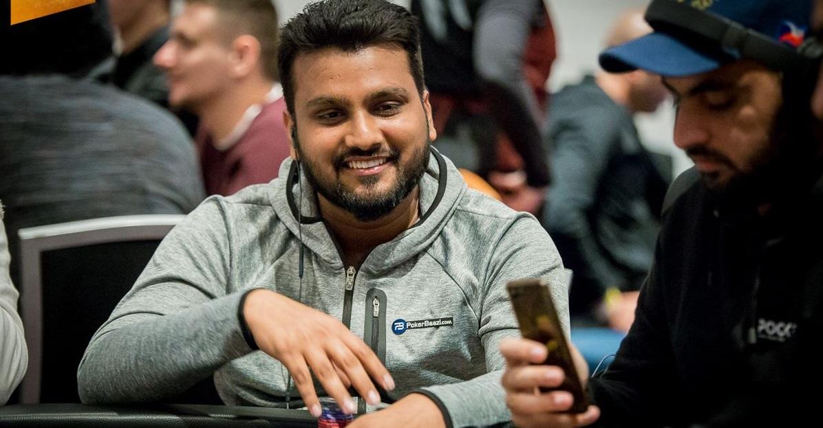Pulkit Goyal among top stacks at WSOP Circuit Main Event
