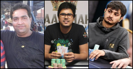 Purohit, Ray, Ved progress from EPT Sochi Main Event 1A