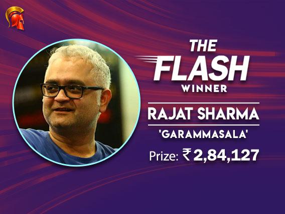 Rajat Sharma New