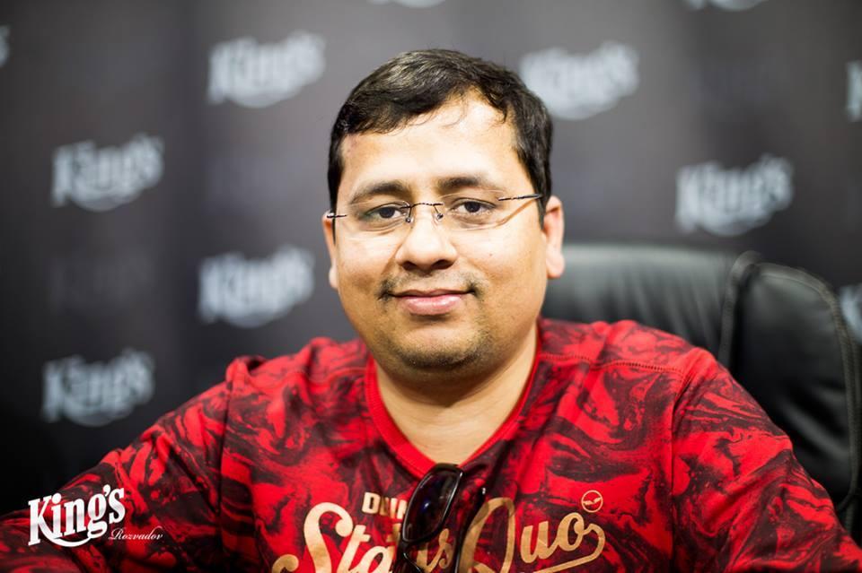 Rajesh Kumar Shukla wins Spartan Electra