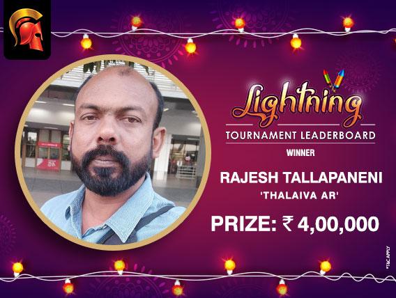 Rajesh Tallapaneni