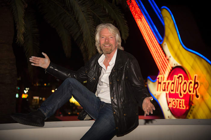 Richard Branson Buys Hard Rock Hotel & Casino in Vegas
