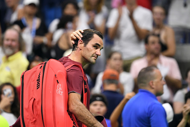 Rodger Federer knocked out of 2018 US Open