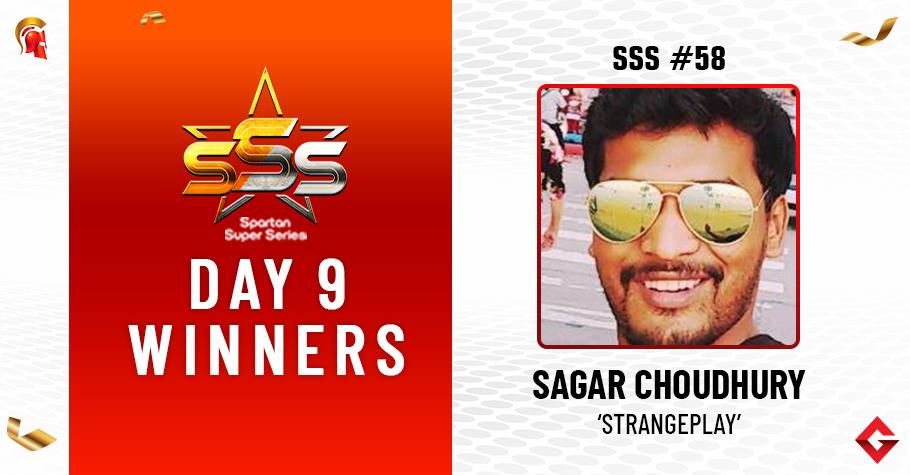 SSS Day 9: Sagar Choudhury among title winners