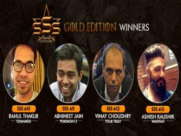 SSS Day 2: Jain, Choudhry, Kaushik, Thakur win titlesSSS Day 2: Jain, Choudhry, Kaushik, Thakur win titles