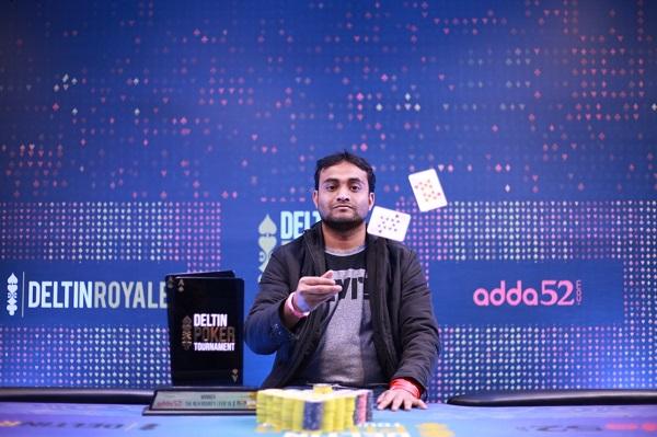 Sajjan Barnwal takes down DPT 15K Bounty Event