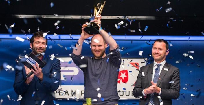 Sam Greenwood Wins EPT Monte Carlo €100k SHR