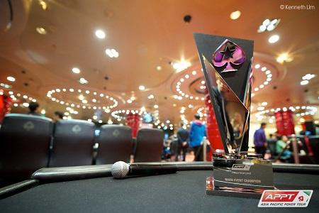 Schedule Announced for APPT 2018 Macau Millions