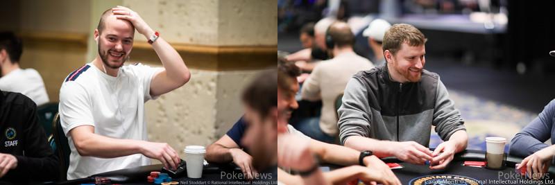 Sean Winter beats Peters to win PCA $25K High Roller