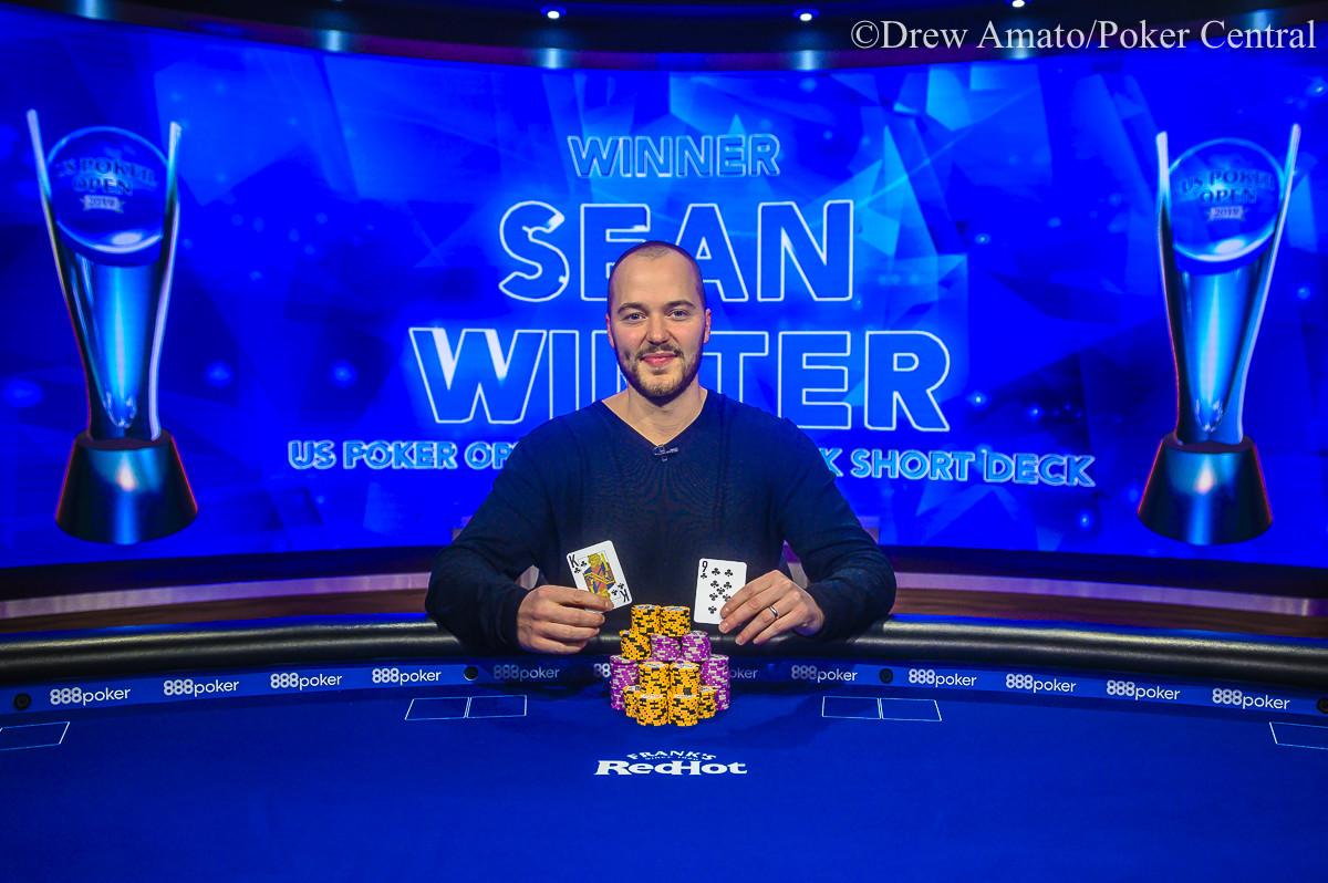 Sean Winter wins USPO Event #4 - Short Deck