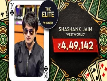 Shashank Jain strikes deal to win Elite on Spartan