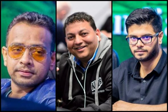 Singh, Gala, Goenka progress to Big Wrap PLO Day 2