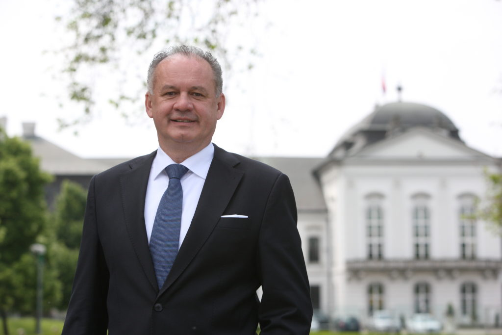 Slovakian Prez vetoes gambling bill passed by Parliament