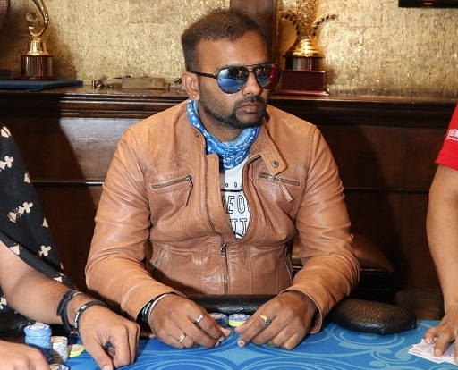 Somashekhar KM in the lead after Day 1C of WPT Main Event