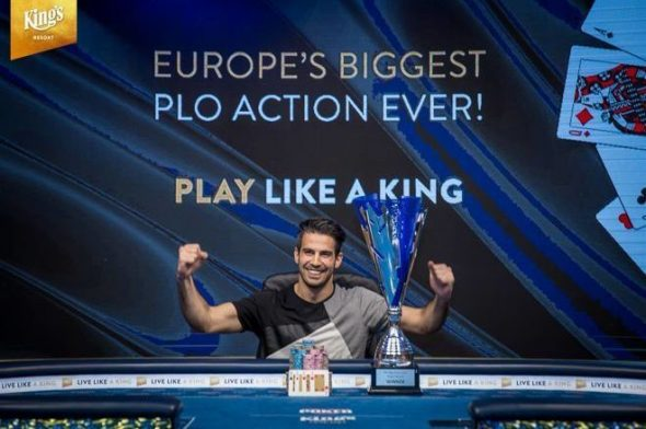 Spain's Lautaro Guerra wins Rozvadov Big Wrap PLO