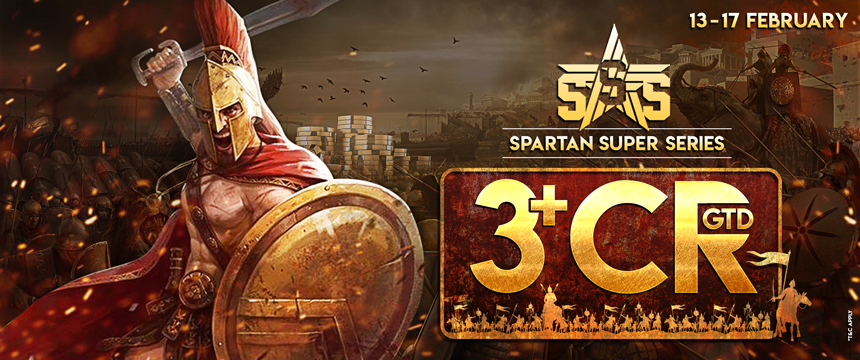 Spartan Super Series is back with 3 CR+ GTD