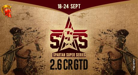 Spartan Super Series2