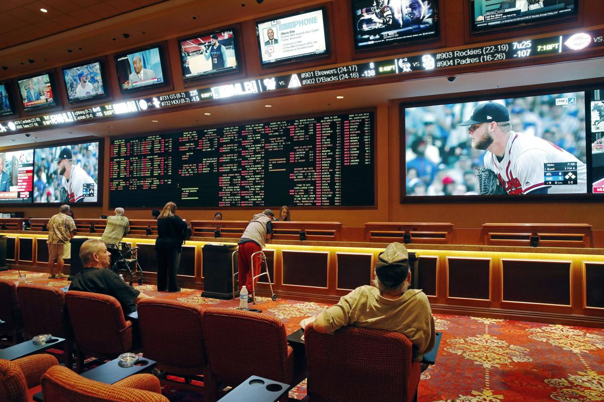 Sports Betting is now legal in USA