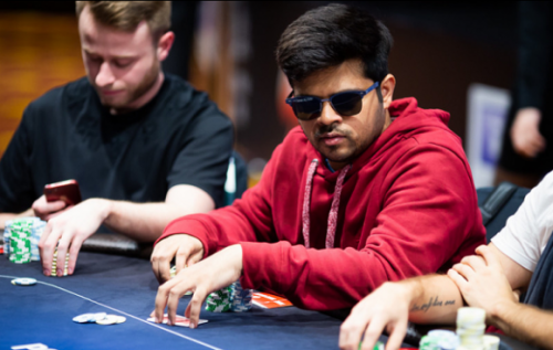 Sriharsha D finishes 26th in EPT Sochi Main Event for 8.4L