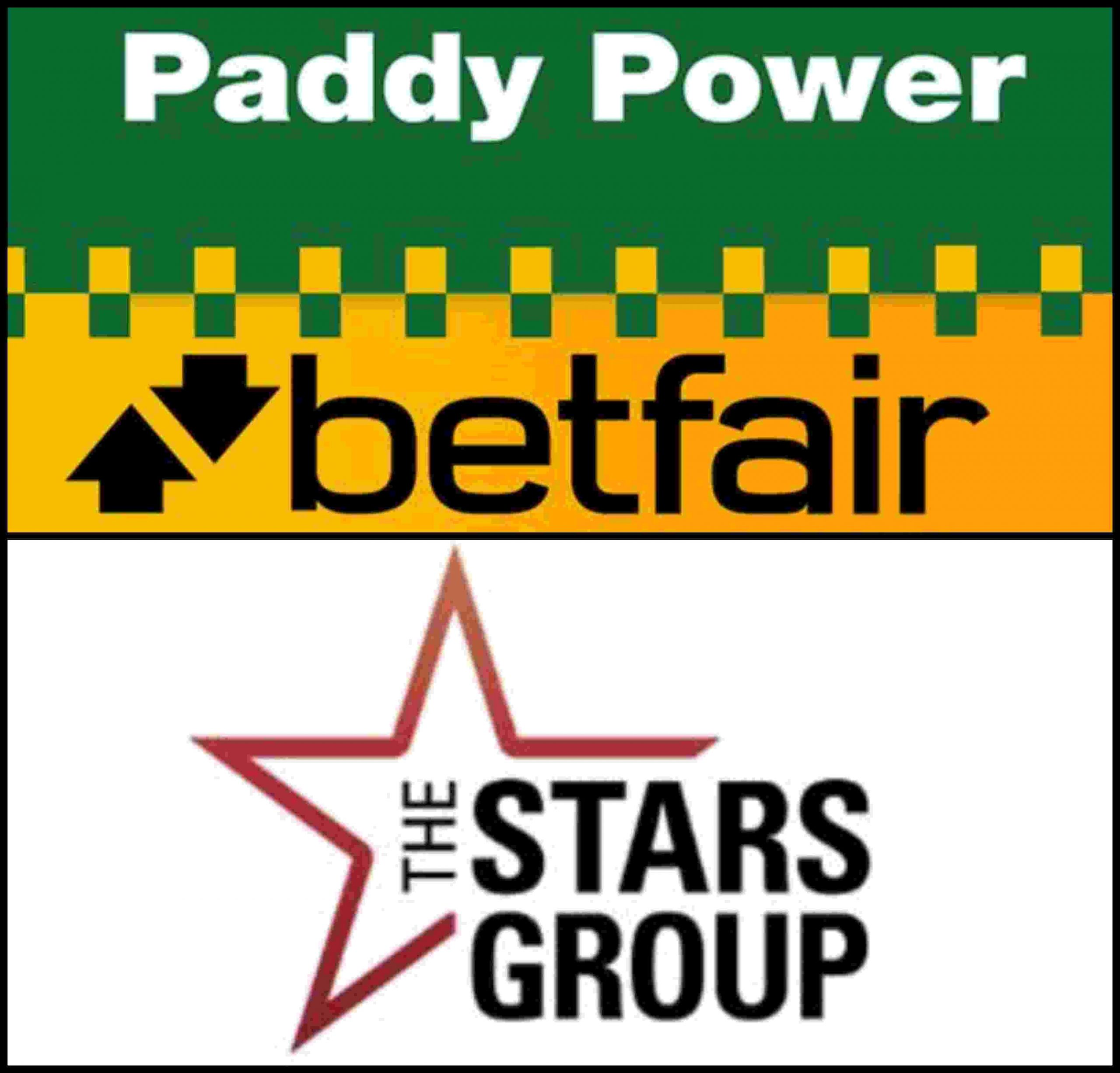Stars Group, Paddy Power Betfair discuss possible merger