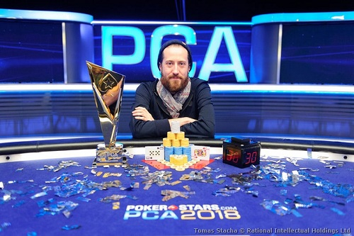 Steve O'Dwyer PCA Winner