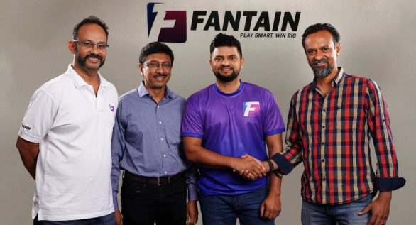Suresh Raina is Fantain's new brand ambassador