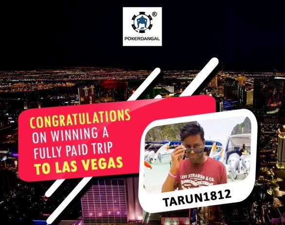 Tarun Singhal and Saurabh Arora win PokerDangal Vegas 2.0