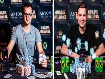 Toby Lewis, Rainer Kempe win big in 2019 Aussie Millions