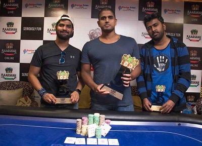 Vidwath Shetty Wins Baadshah Gaming Live Bounty Event