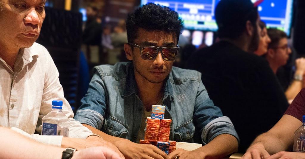 Vinod Megalmani finishes 5th in Aussie Millions Terminator