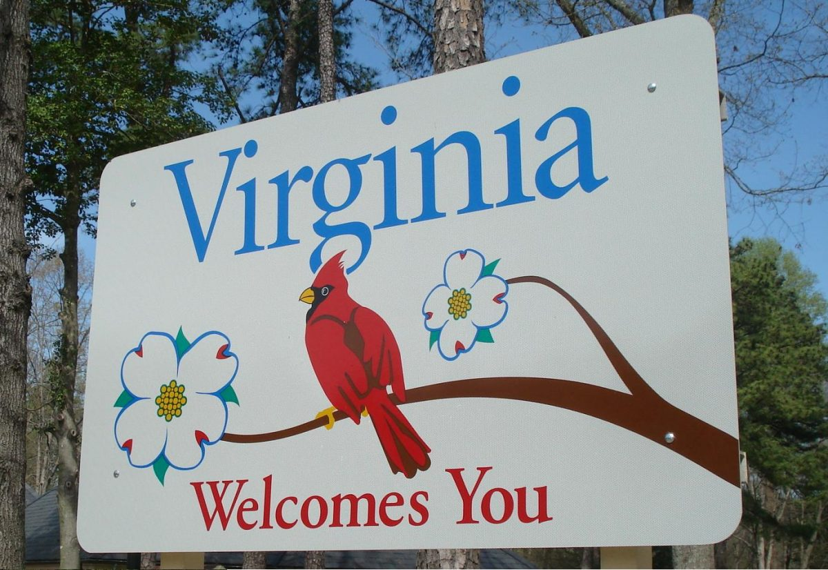 Virginia Senate passes sports betting bill