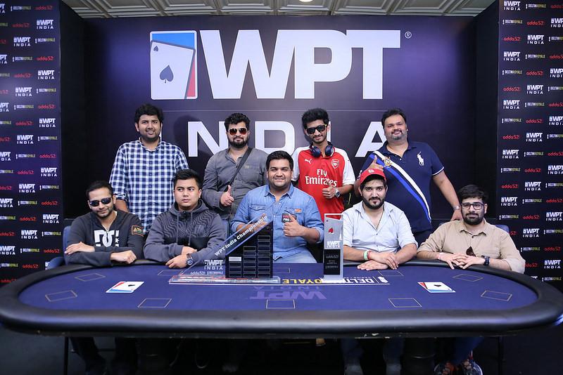 WPT India