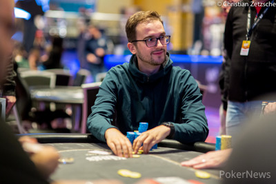 WSOPE: Julien Martini leads Day 3 of the Main Event